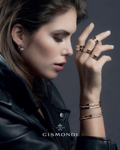 Gismondi1754 lookbook 2020 cover