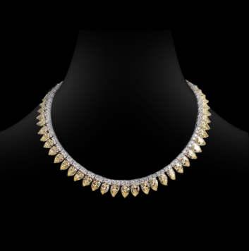 Collana One-of-a-Kind indossata da Alicia Keys
